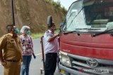 Satgas COVID-19 awasi ketat pelaku perjalanan masuk  Minahasa Tenggara