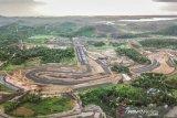 Enam pemilik lahan Mandalika mengambil uang konsinyasi Rp12,9 miliar