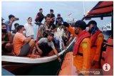 Tiga warga Tulangbawang Barat penumpang Sriwijaya SJ 182