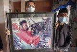 Tim DVI mengidentifikasi jenazah pilot dan dua penumpang Sriwijaya Air
