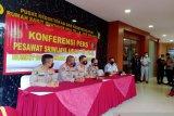 RS Polri terima tujuh kantong jenazah diduga penumpang pesawat Sriwijaya Air