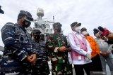 Tim SAR lanjutkan mencari rekaman CVR kotak hitam Sriwijaya Air