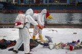 Hoaks, foto bayi selamat dari kecelakaan Sriwijaya Air