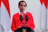 Presiden Joko Widodo ajak PDIP ikut ambil bagian dalam 100 tahun RI