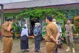 Sekda Padang Panjang tinjau pelaksanaan PTM hari pertama