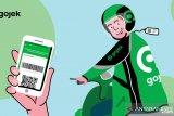 Gojek sebut pembayaran non-tunai terus naik