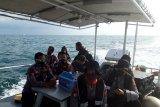 Ditpolairud Baharkam Polri tambah 12 penyelam hari ketiga pencarian Sriwijaya Air