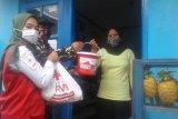 PMI Banjarnegara salurkan bantuan bagi warga terdampak pergerakan tanah