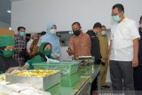 Gubernur NTB meresmikan pabrik teh kelor