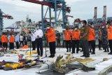 Basarnas kumpulkan 40 kantong jenazah kecelakaan pesawat Sriwijaya SJ182
