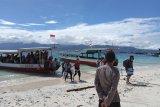 Polres Lombok Utara mencegah klaster COVID-19 di Gili Matra