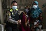 DVI Polda Sumsel ambil data DNA orang tua korban Pesawat Sriwijaya Air