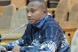 Anggota DPR Yan Mandenas sesalkan pembakaran BTS di Kabupaten Puncak