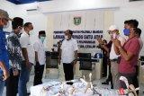 Gubernur minta LTSA PP-PMI Sulbar dibenahi agar beroperasi maksimal