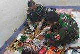 Satgas Pamtas Yonif 516/CY gelar khitanan massal  anak di perbatasan