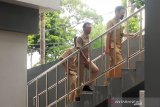 Penyidik jaksa memeriksa pegawai ULP Lombok Utara terkait proyek RSUD