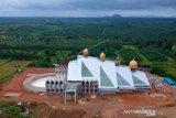 Pembangunan Masjid Agung  Dharmasraya