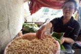 Harga kedelai impor naik, perajin tempe di Temanggung terancam gulung tikar