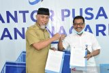MES kerja sama dengan Bank Nagari kembangkan ekonomi syariah di Sumbar