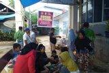 Sebanyak 730 kepala keluarga terdampak banjir di Kota Solok