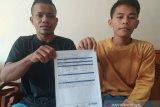 Dua calon penumpang Sriwijaya Air SJ182