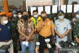 Sebanyak 74 kantong potongan jasad korban ditemukan