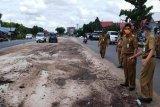 PUPR Kalteng: Pengerjaan Jalan Yos Sudarso ujung sudah 60 persen