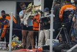 Pesawat Sriwijaya tak meledak sebelum jatuh ke laut