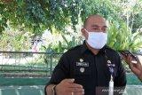Ini alasan Kantor Dinas Perizinan Kota Kupang ditutup