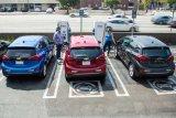 General Motors raih penjualan kuartal empat selevel prapandemi