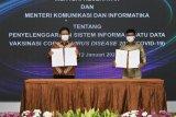 Kementerian Kominfo dukung integrasi aplikasi untuk program vaksinasi COVID-19