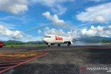 Akhir tahun, penumpang angkutan udara di Sulut naik