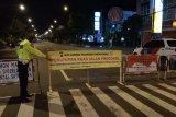 Sejumlah jalan protokol Purwokerto selama PPKM ditutup