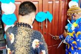 Pos PI Wayame di Kota Ambon Maluku diresmikan Bupati RHP
