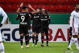 Liga Jerman-Leverkusen bangkit dari ketinggalan untuk menang 4-1 atas Frankfurt