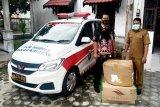 RS Bhayangkara terima APD untuk petugas vaksin