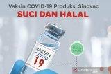 Kota Tomohon terima 3.100 dosis vaksin Sinovac