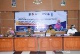 Asisten II Setda KLU Buka Workshop Dukungan Infrastruktur dan Pemulihan Livelihood