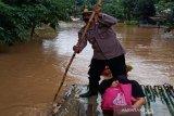 Polres Banjar evakuasi warga terdampak bencana banjir