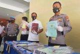 Polda Sulteng tangkap dua pembobol situs Untad