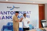 Bank Nagari dan MES Sumbar tandatangani MoU dalam sosialisasikan ekonomi syariah