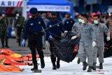 Hari kelima operasi SAR Sriwijaya Air