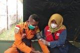 PMI Tangerang periksa kesehatan tim penyelam cari korban pesawat Sriwijaya  jatuh