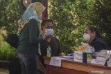 Jenazah pramugara Sriwijaya Air Okky Bisma diserahkan kepada keluarga