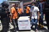 Pemkot Ambon distribusi 7.280 vaksin COVID ke 29 fasyankes