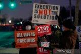 AS suntik mati narapidana perempuan, pertama dalam 70 tahun