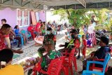 Babinsa Koramil Supiori Selatan ikut serta acara minang adat Biak