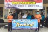 Yayasan Kartika Jaya XII-1 Akmil baksos di pengungsian Merapi