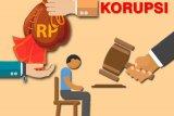 Lima pejabat Dinas PUPR didakwa korupsi Rp5,7 miliar