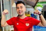 Raffi Ahmad jalani vaksinasi gelombang pertama COVID-19 di Istana Kepresidenan